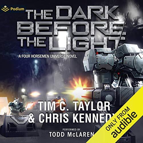 The Dark Before the Light cover art