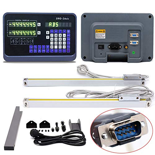 ToAuto 2 Axis DRO Digital Readout 14