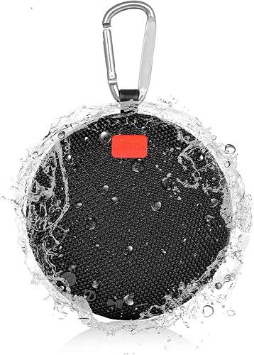 LEICKE cassa bluetooth portatili, casse bluetooth portatile, cassa bluetooth Waterproof IPX7 con TWS Stereo Suono 360°, speaker bluetooth, altoparlante compatibile con Apple Home Kit,Google Home+
