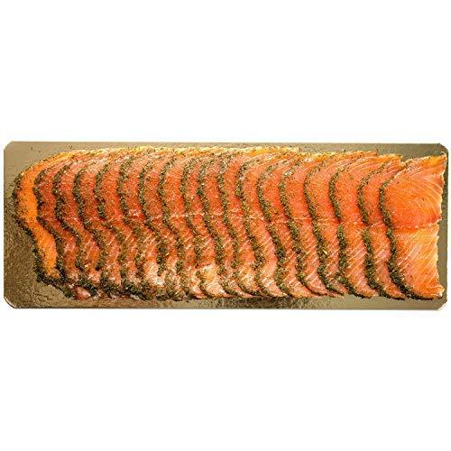 Graved Lachs Premium geschnitten - Gebeizter Lachs nach schottischer Tradition - Salmon / 500g / Norwegen