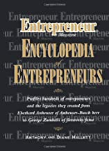 """Entrepreneur Magazine"" Encyclopedia of Entrepreneurs"