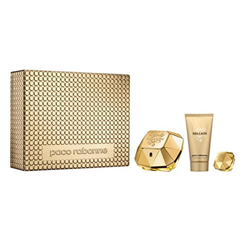 Paco Rabanne Gs Lady Million Eau de Parfum 50/Bl75/Mininatur5