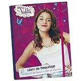 Violetta - Libro maquillaje creativo (Simba 5017733)