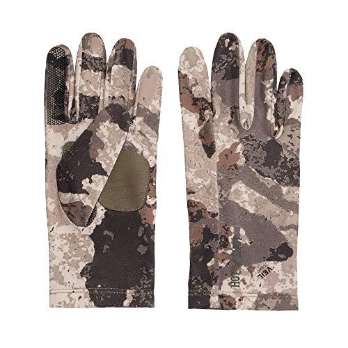 Hot Shot Men's Stretch Polyester Touch Glove - - Mediu