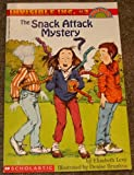 The Snack Attack Mystery (Invisible Inc)