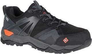 Fullbench 2 SD Steel Toe Work Shoe Men 14 Black