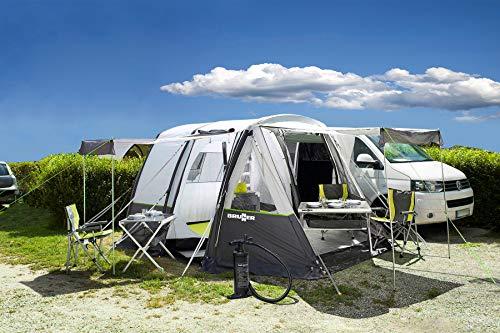 BRUNNER Zelt für Minibus und Transporter, Luftbereifung A.I.R. Tech Globetrotter Zelt Globetrotter