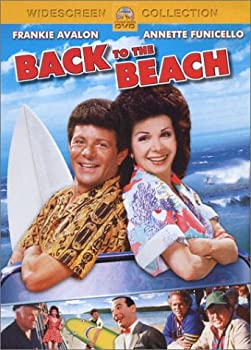 DVD Back to the Beach Book
