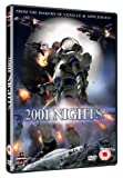 2001 Nights (Fumihiko Sori's TO) [DVD] [Reino Unido]