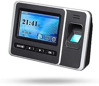 آلة الحضور والانصراف لمس الشاشة الحضور مع التحكم في الوصول إلى مسجل وقت البيومترية بصمة البيومترية موظف جهاز الحضور