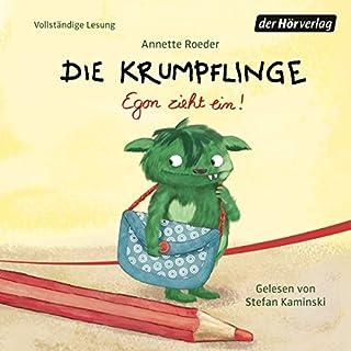 Egon zieht ein! (Die Krumpflinge 1) Titelbild