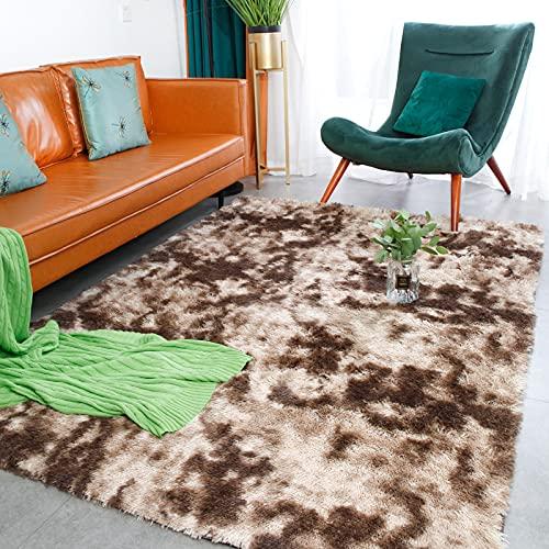 MENEFBS Alfombra de estilo moderno diseño negro gris carbón Alfombras salón tamaño extra grande suave tacto corto pelo alfombra alfombra alfombra alfombra no se desprende 80* 160 cm