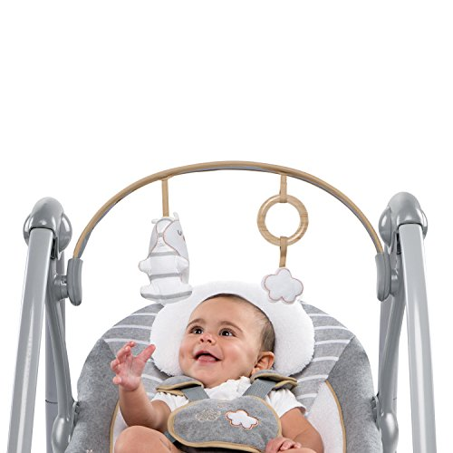 51M1Ethw6XL 10 of the Best Baby Swing for Big Heavy Babies 2021 Review