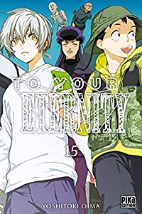 To Your Eternity Edition simple Tome 15