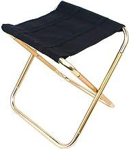 // de P/êche Camping Jardin Chaise // pour Camping Petit Tabouret avec Assise en Couleur Vert Chasse - Original Gmbh Produit Olive // Pliable// Stable// Mini