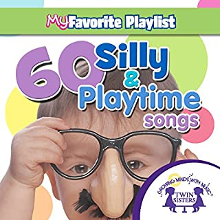 60 Silly and Playtime Songs cover art