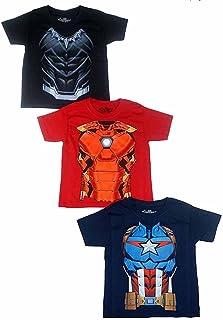 Sponsored Ad - Marvel Avengers Boys Three-Pack T-Shirts