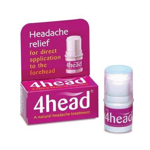 4head Huvudvärk lindringspinne x 6