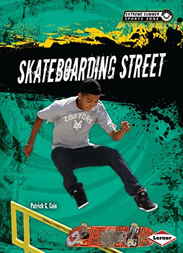 Skateboarding Street (Extreme Summer Sports Zone)