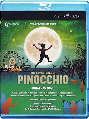 Les Aventures De Pinocchio [Blu-Ray], opéra de Jonathan Dove