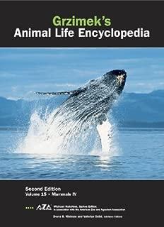 Grzimeks Animal Life Encyclopedia: Mammals IV-Volume 15(Grzimek's Animal Life Encyclopedia)