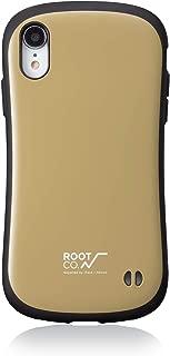 【ROOT CO.】iPhoneXR ケース Gravity Shock Resist Case. /ROOT CO.×iFace Model(ベージュ)