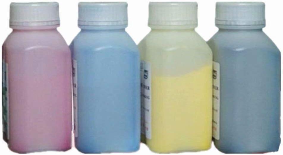 No-name Refill Copier Color Laser Toner Powder Kits for Xerox 16197600 16197300 Phaser 7300 Laser Printer Toner Power 100g//Bottle,6 Black,6 Cyan,6 Magenta,6 Yellow