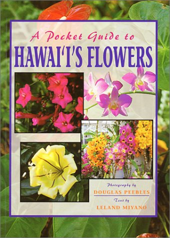 Price comparison product image A Pocket Guide to Hawai'i's Flowers