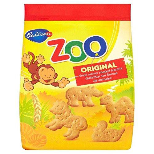 Bahlsen Leibniz Zoo Biscotti Animali 125g (Confezione da 2)