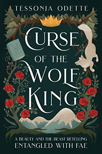 Book Cover for Curse of the Wolf King