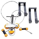 XHYCKJ 1pc Compound Bow Press and Quad Limb L Brackets Package Bundle Tuning Hunting Shooting Outdoor