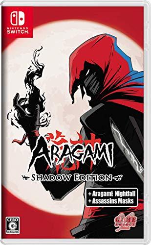 Aragami:Shadow Edition (アラガミ:シャドウエディション) - Switch