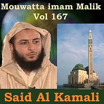 Mouwatta Imam Malik, Vol. 167 (Quran)