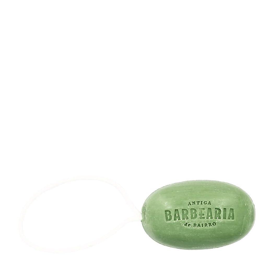 フォーカスダウンタウンウナギアンティガ?バーベリア(Antiga Barbearia de Bairro)プリンシペソープロープ350g[海外直送品] [並行輸入品]