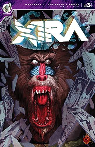 Xira Vol. 1 #3 (English Edition)