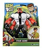 Ben 10 Personaje gigante con cuatro brazos de juegos Preziosi