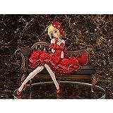 ZYDPDJZM-HPJ Muñeca Serie Fate: Figura de PVC Idol Emperor Nero - Incluyendo el sofá - Altura: 7 8 Pulgadas...