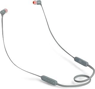 JBL T110BT Wireless In-Hear Bluetooth Headphones - Grey