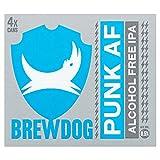 BrewDog Punk AF Alcohol Free IPA, 4 x
