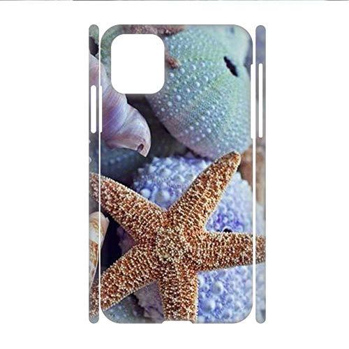 Inastillable Carcasa De Pc Compatible para Samsung Galaxy S 21Ultra para Los Hombres Impresión Starfish