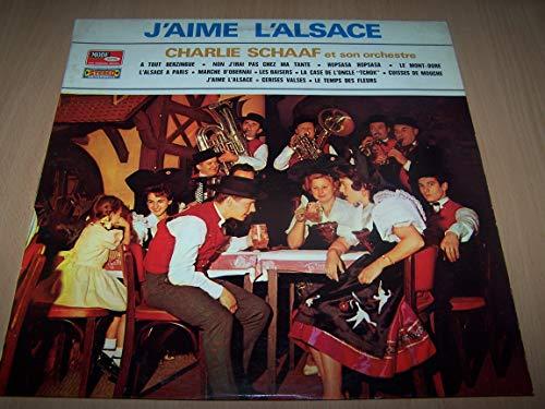 A Tout Berzingue / Non J'irai Pas Chez Ma Tante / Hopsasa Hopsasa / Le Mont-Dore / L'Alsace A Paris / Marche D'Obernai / Les Baisers / La Case De L'oncle 'Tchok' / Cuisse De Mouche...