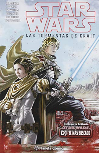 Star Wars Las Tormentas de Crait (especial) (Star Wars: Recopilatorios Marvel)