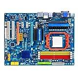 WERTYU Fit For Gigabyte GA-MA790GP-UD4H Placa Base De Escritorio Original MA790GP-UD4H 790GP Socket AM2 DDR2 SATA2 USB2.0 Placa Base De La Computadora