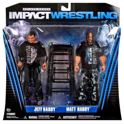 Figur WWE Jeff Hardy & Matt Hardy