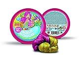 CRAZE Magic Dough Impasto per Bambini Intelligente Sirena Verde 80g in Stagno BPA Senza glutine 12826