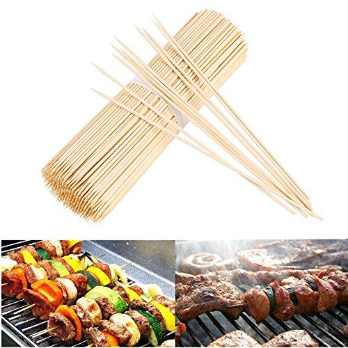 75 cm long NEUF Barbecue Brochette