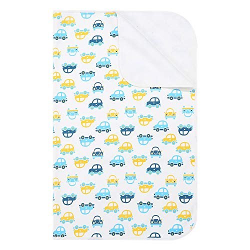 Baby Waterproof Bed Pad - Washable Wetting Pads for Toddler Children Baby Crib Waterproof Mattress Pad Potty Training Pads Reusable Underpads Bed for Kids Adult Pets Sleeping