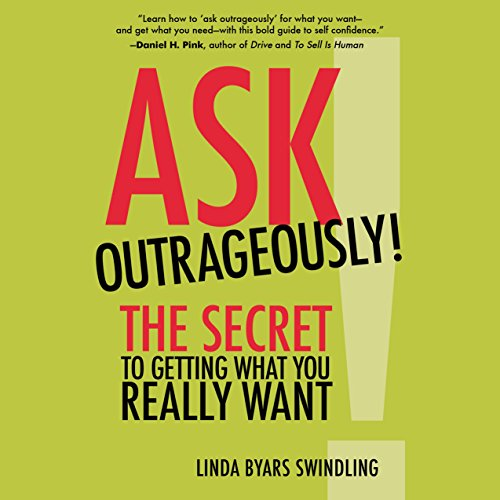 Ask Outrageously! audiobook cover art