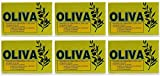 (6 PACK) - Oliva - Olive Oil Soap   125g   6 PACK BUNDLE by Oliva
