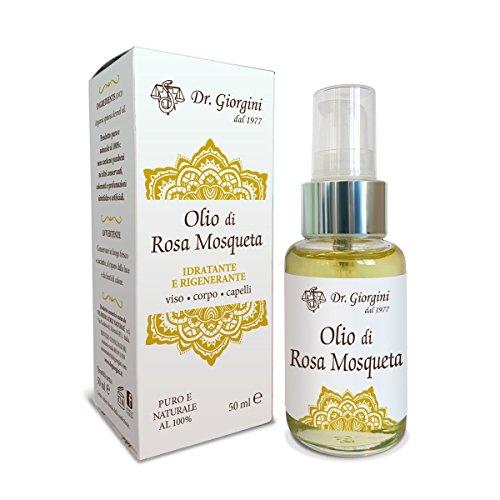 Dr. Giorgini Olio di Rosa Mosqueta - 50 ml